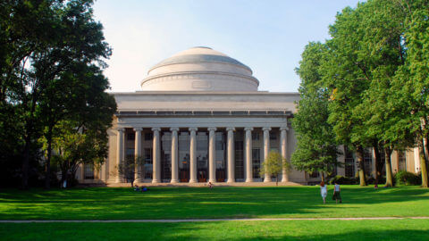 Exterior of the Great Dome at MIT, must see Boston architecture