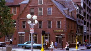 boston old corner bookstore