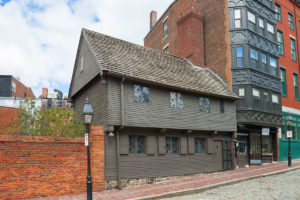 boston paul revere house