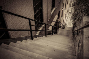 exorcist steps in Washington DC
