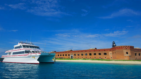 key west dry tortugas ferry