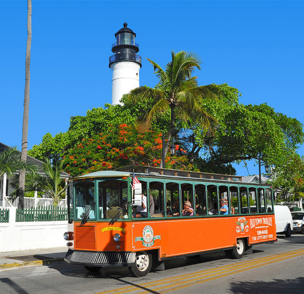 key west hop on hop off tours