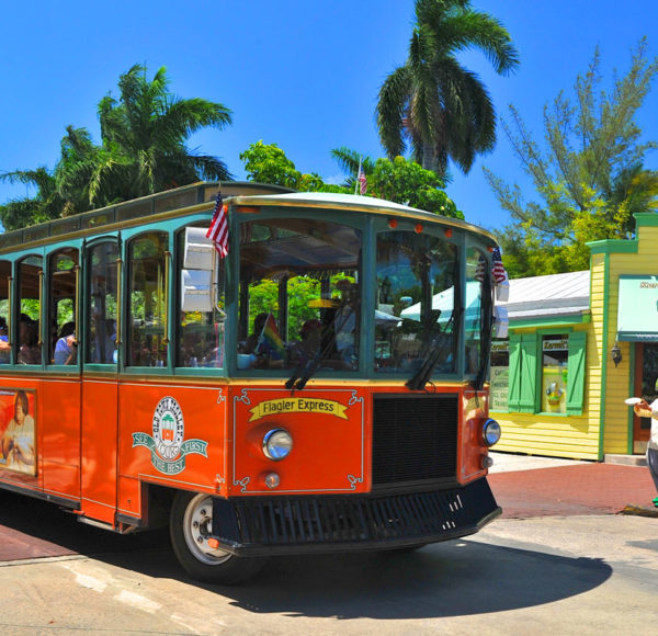 key west trolley key lime shop