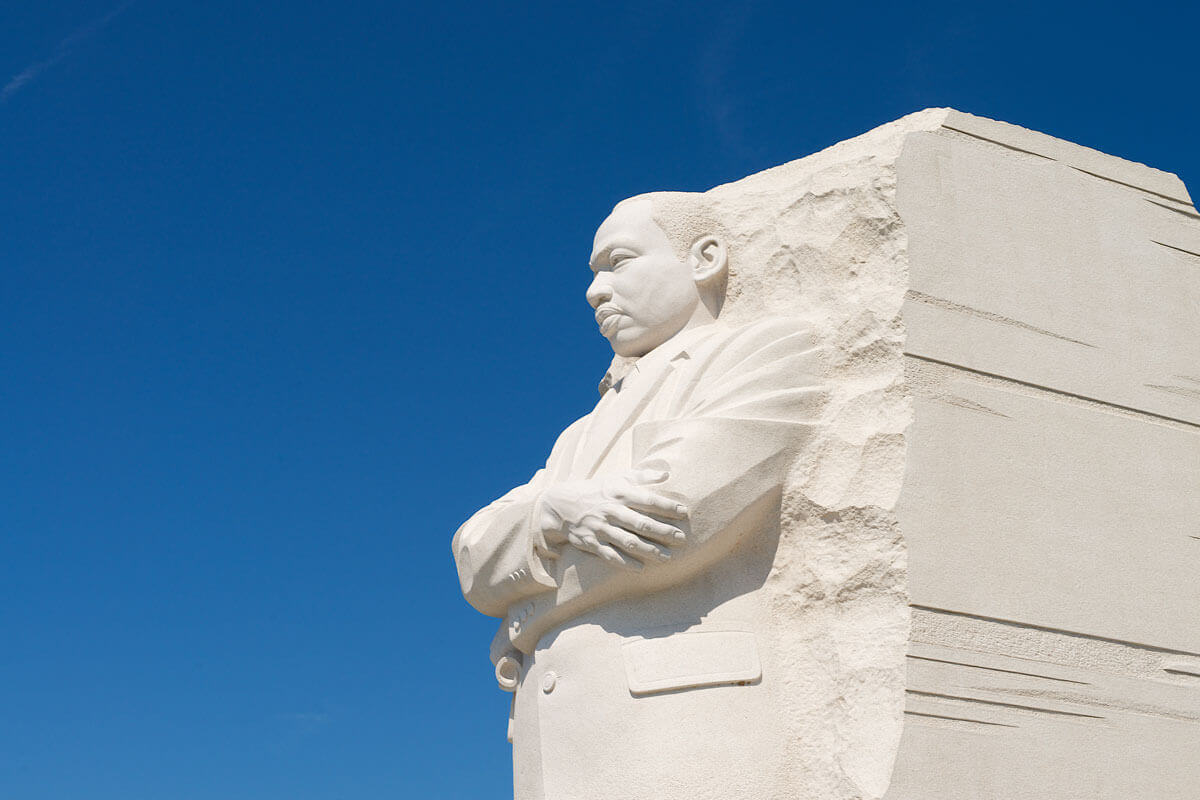 Martin Luther King Jr Memorial Information Guide