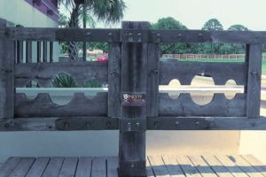 pillory at pirate treasure museum st augustine