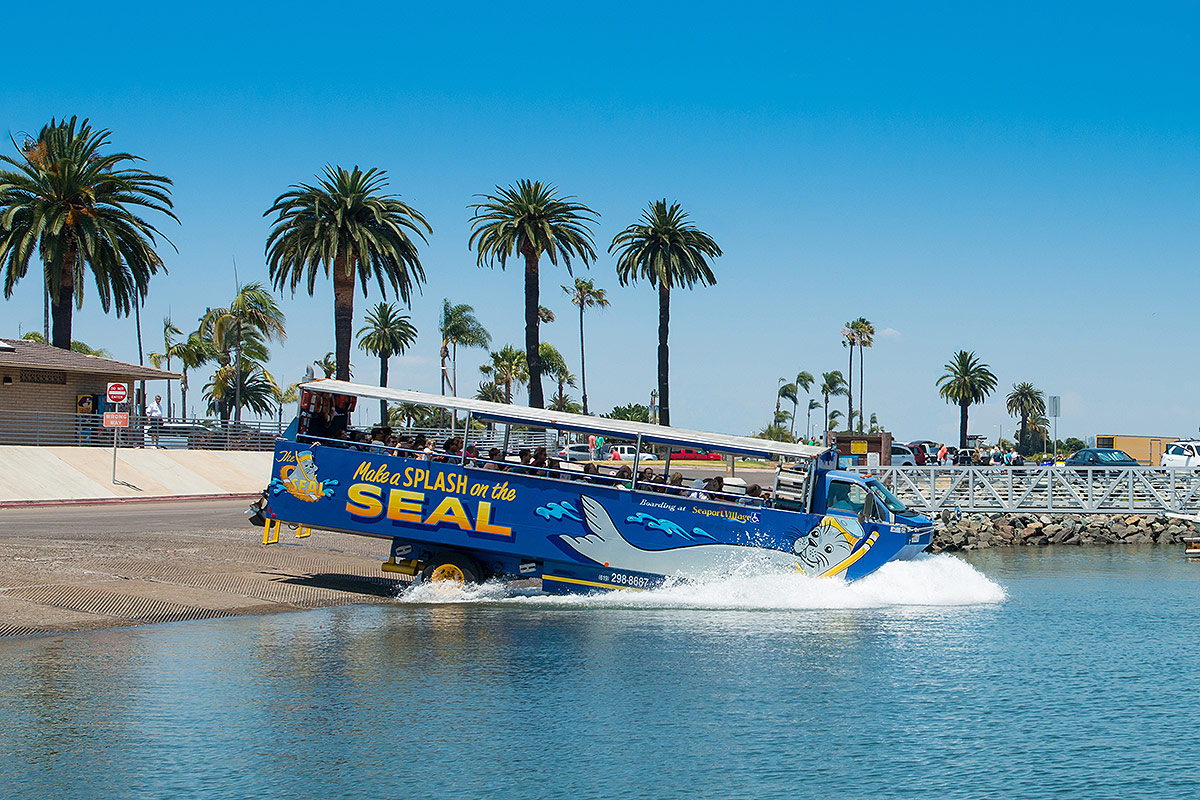 SEAL Tour – Departing from Embarcadero