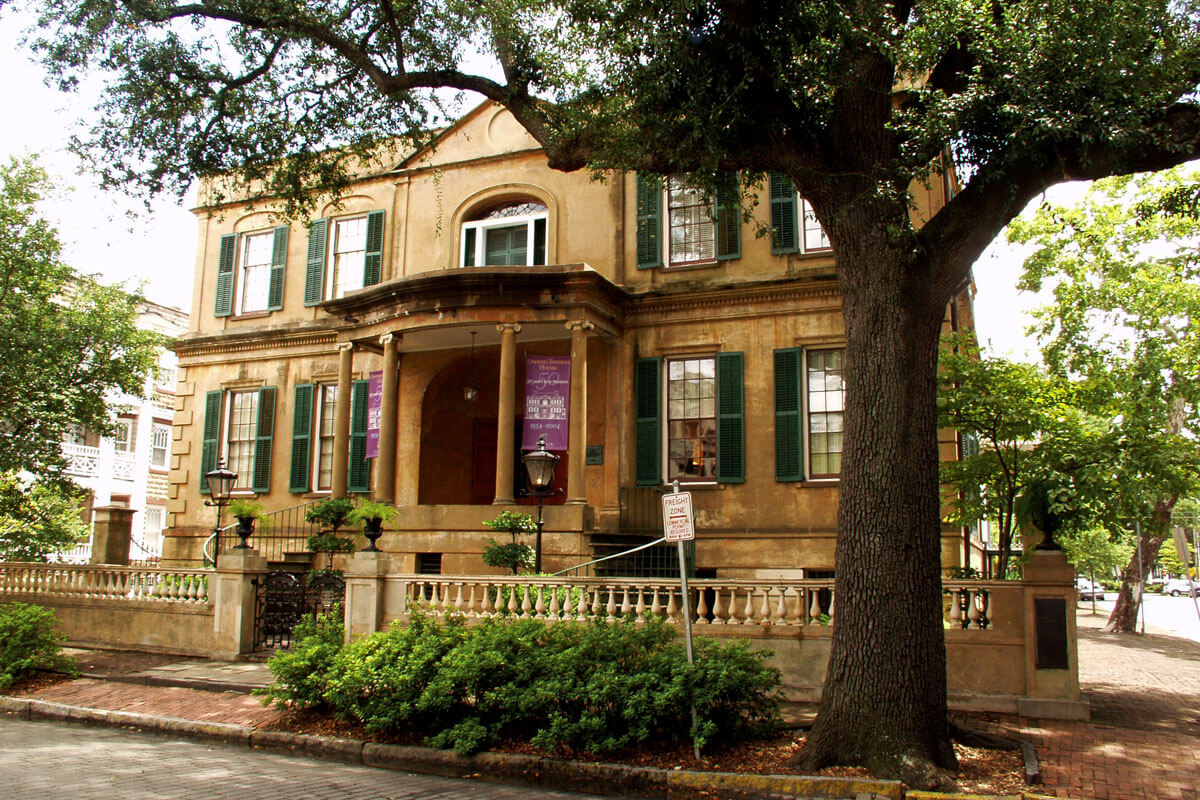 Savannah georgia historic home tours small house - Georgia furniture interiors savannah ga ...