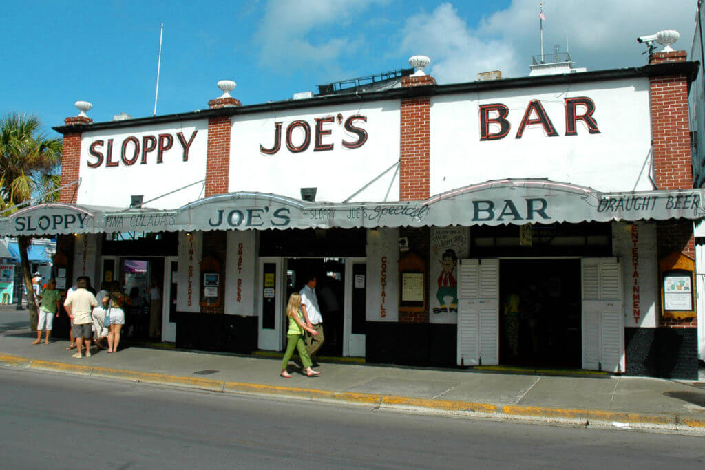 sloppy joes bar on the 4th of july in key west