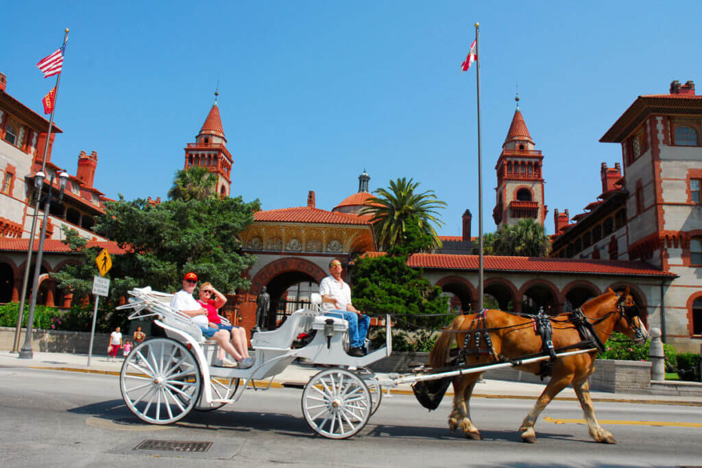 st augustine carriage rides