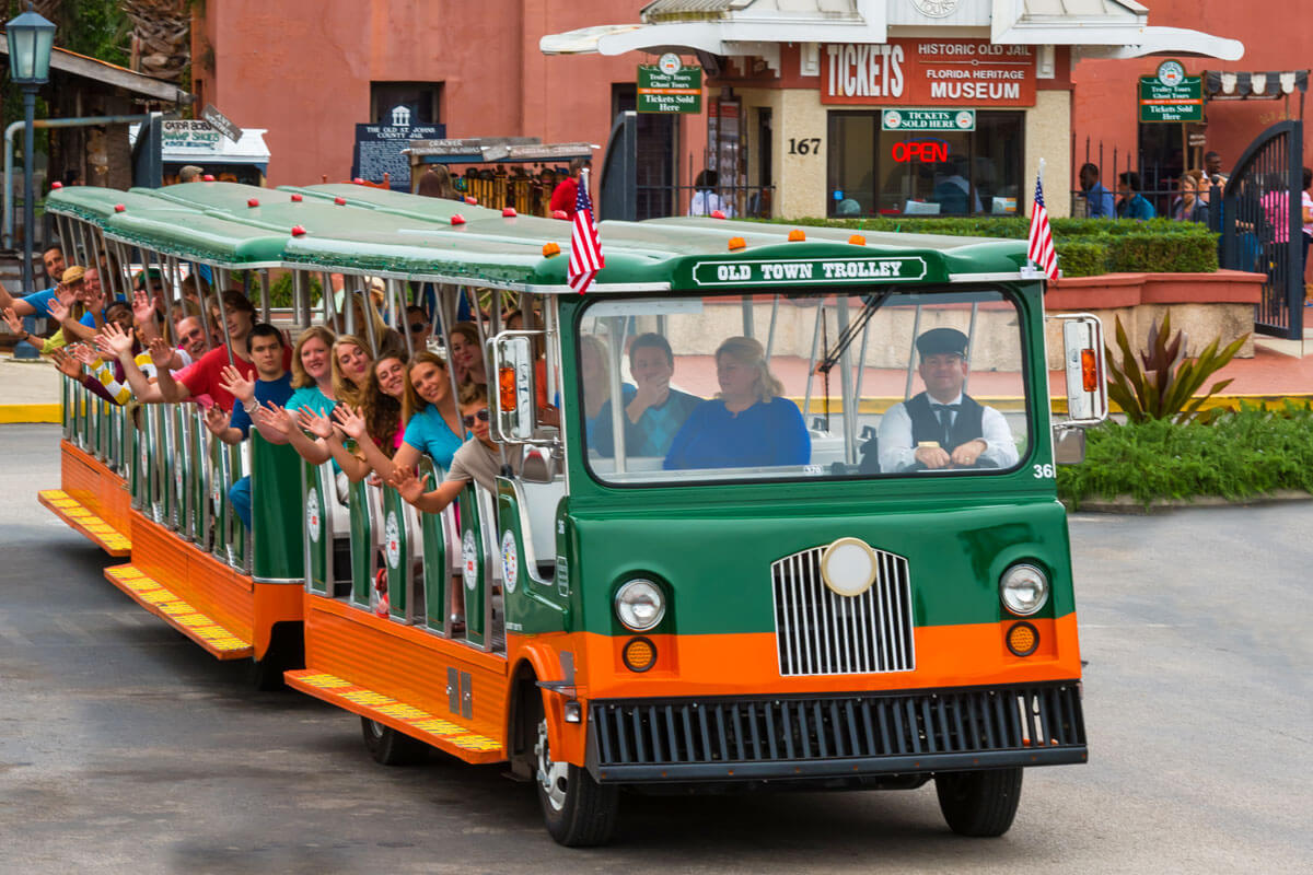 Old Town Trolley St Augustine Website Terms Of Use