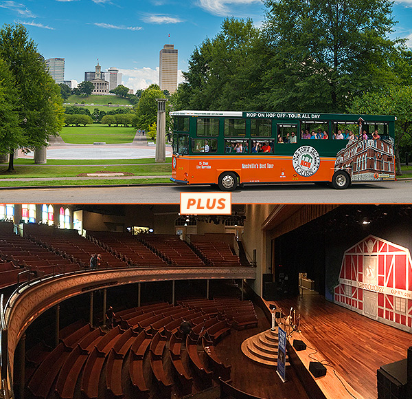 Trolley and Opry Country Classics Tour Package