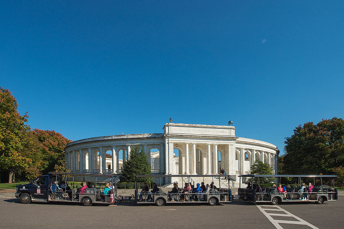 Arlington National Cemetery Tours – General Admission
