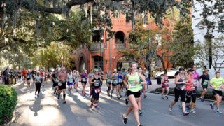 savannah rock n roll marathon highlight