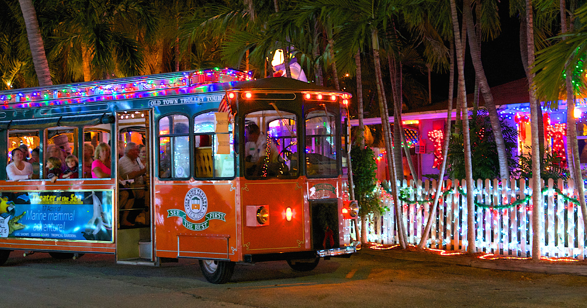 Key West Christmas 2019 Events Celebrate The Holidays In